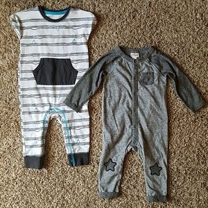 Cat & Jack outfits (set of 2)